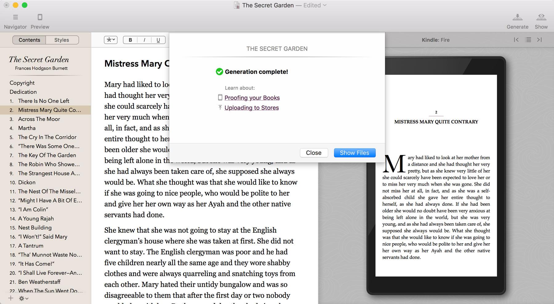Vellum Mac 破解版 Mac上优秀的电子书制作工具