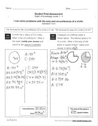 worksheet. Area And Circumference Worksheet. Grass Fedjp ...