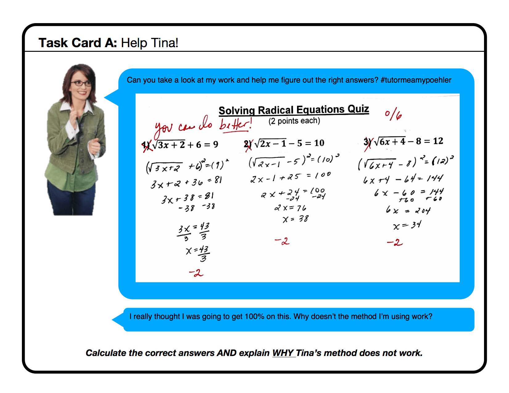 Hsa Rei 2 Solve Rational And Radical Equations