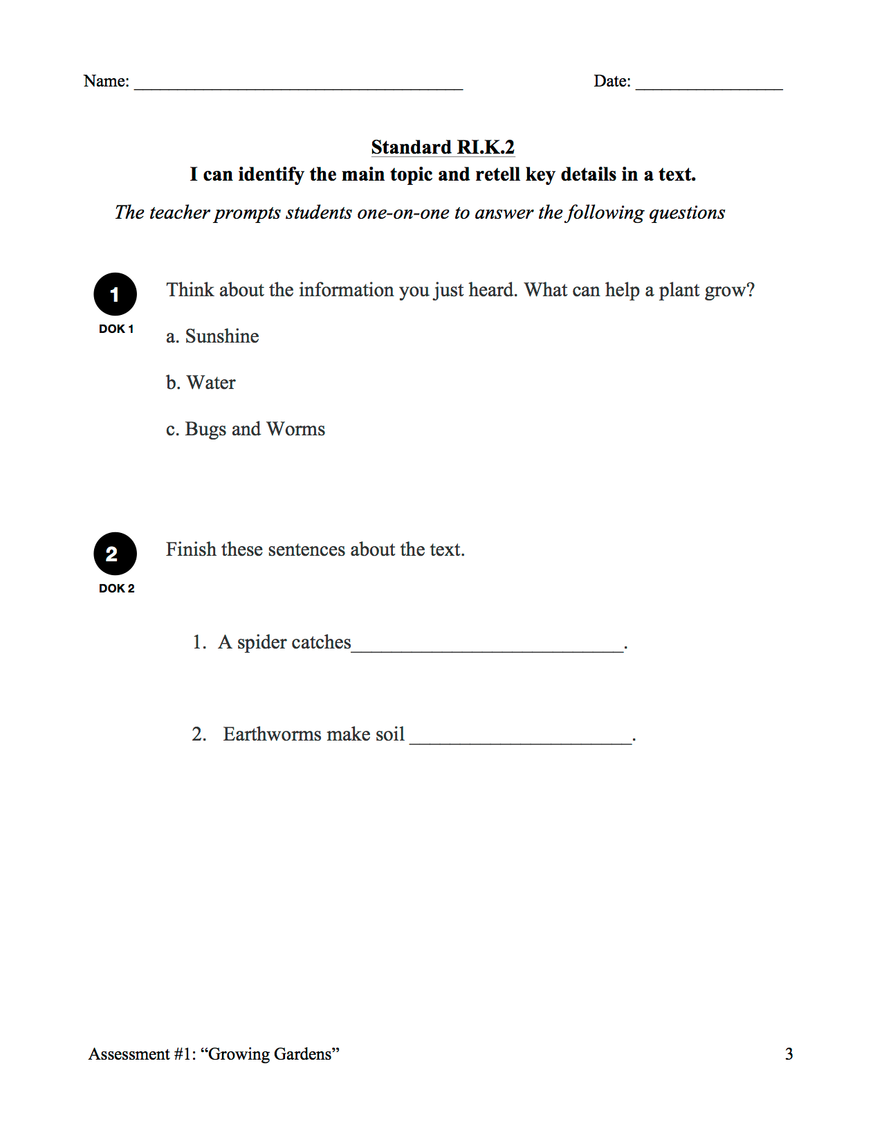 Syllable Worksheet Grade 4