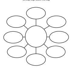 Blank Diagram Template 2000 Chevy Impala Wiring Circle For Word 10 Ishikawa