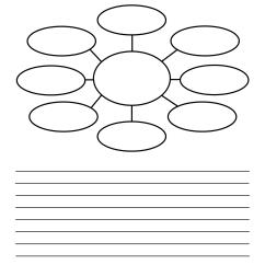 Web Diagram Graphic Organizer Bmw X5 E53 Lcm Wiring Picture Walk Goalbook Pathways