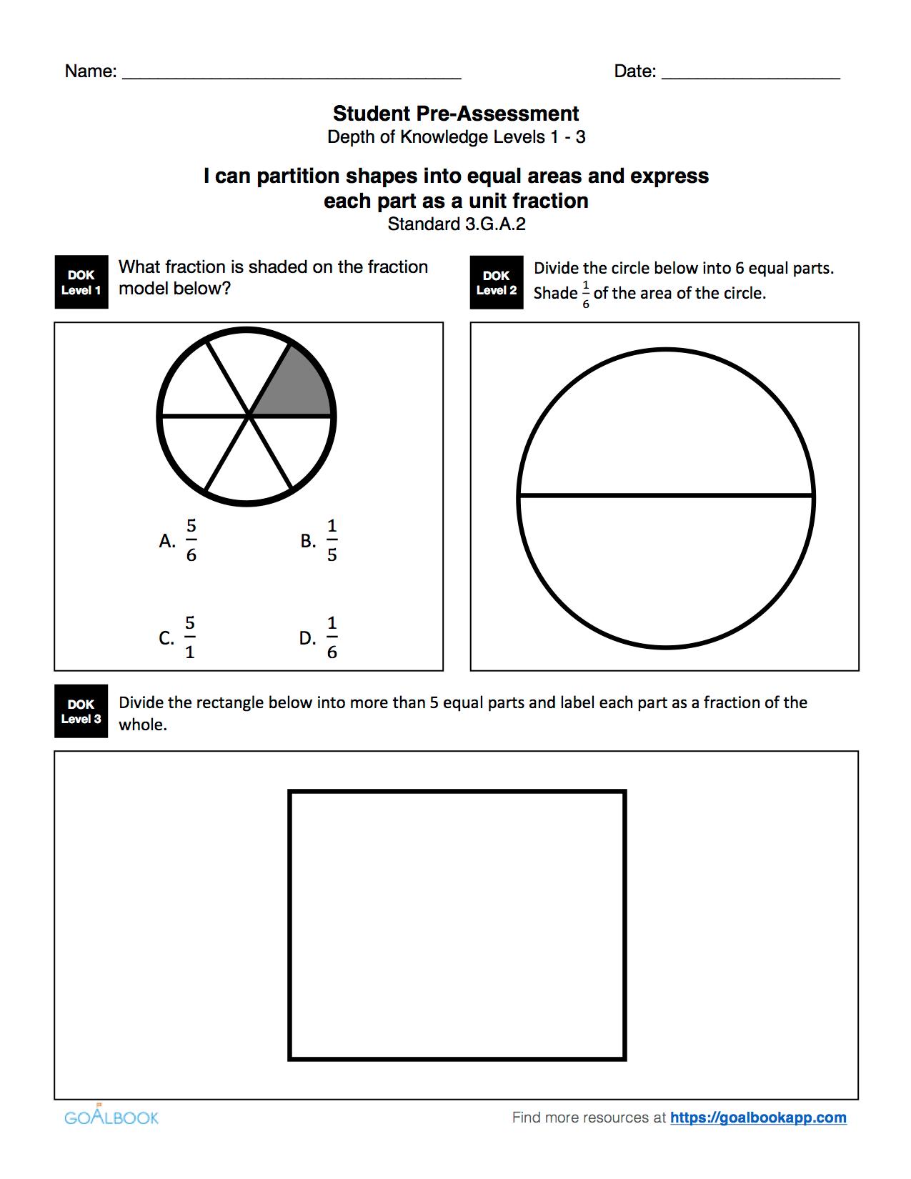 3 G 2 Partition Shapes