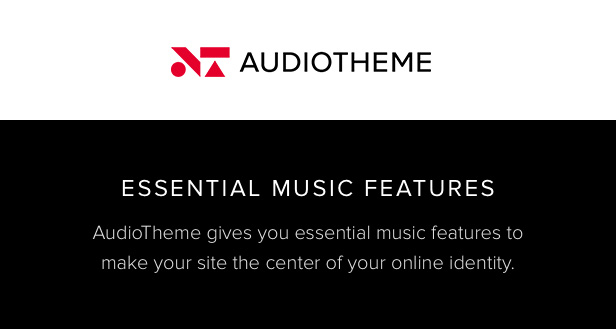 Merchato Gig, Record, and Video managment with AudioTheme