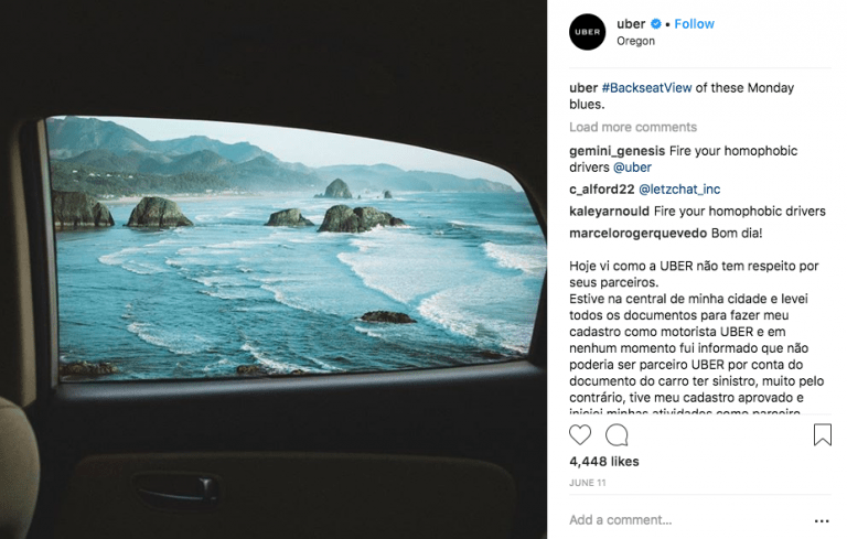 uber1 | Social Media |  - uber1 - Instagram Success Stories 2020: An Indispensable Tool for Marketers