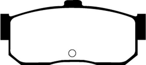 EBC Brakes UD540 Ultimax OEM Replacement Brake Pad