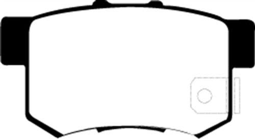 EBC Brakes DP21193 Greenstuff 2000 Series Sport Brake Pad