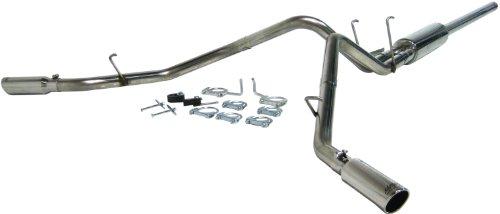 MBRP S5128409 T409-Stainless Steel Dual Split Side Cat