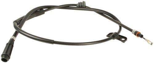Professional Parts Sweden W0133-1661212 Parking Brake Cable
