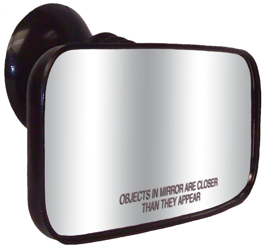 CIPA 11050 Suction Cup Marine Mirror in Canada