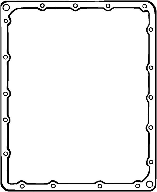 FRAM FT1124 Internal Transmission Cartridge Filter