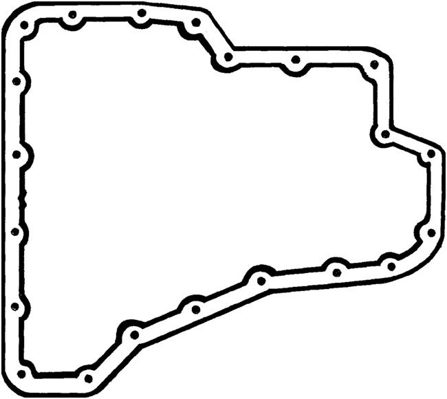 FRAM FT1158 Internal Transmission Cartridge Filter