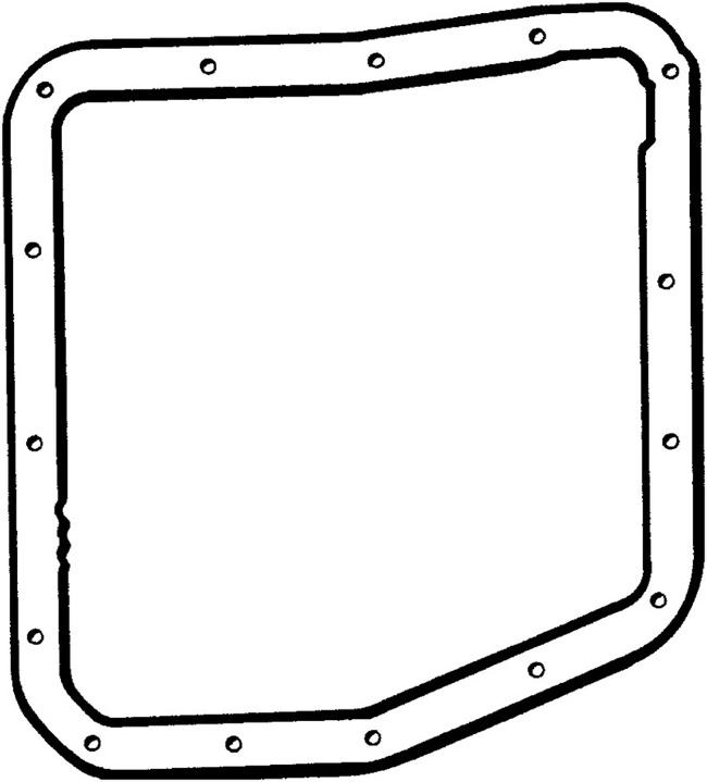 FRAM FT1169A Internal Transmission Cartridge Filter with