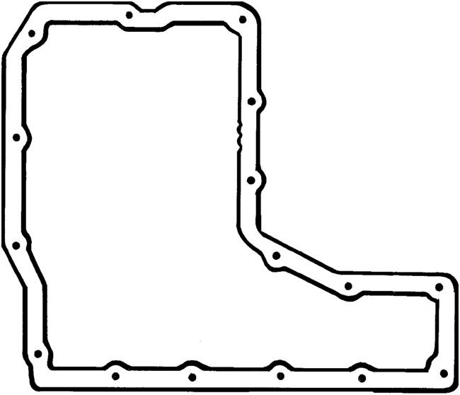 FRAM FT1172 Internal Transmission Cartridge Filter