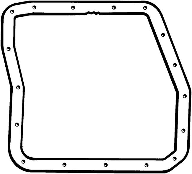 FRAM FT1196 Internal Transmission Cartridge Filter