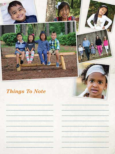 2018 Adoption Notes - Adoption Agency
