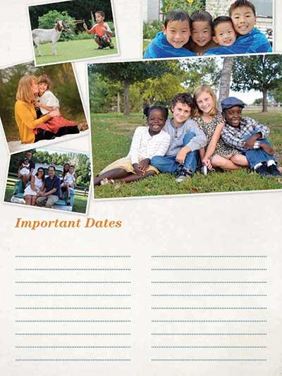 2018 Adoption Dates - Adoption Agency