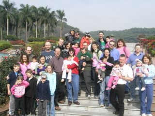 America World travel group China 2-10-11