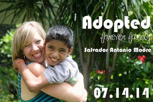 El salvador adoption