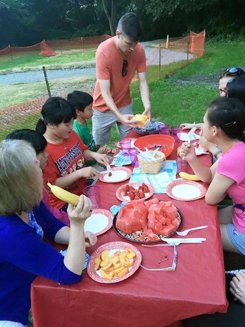 ESOL picnic