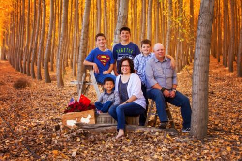 Nathaniel Family