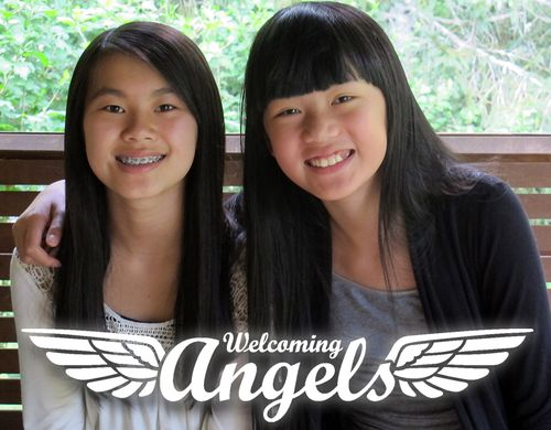 Welcoming Angels 2015