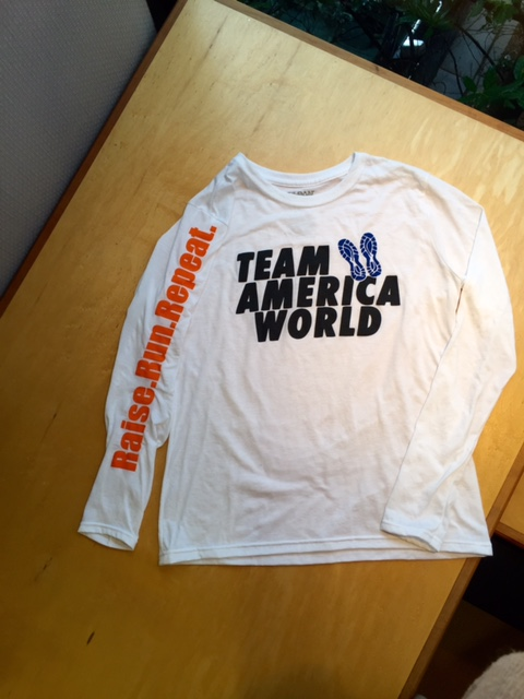 TeamAW shirt