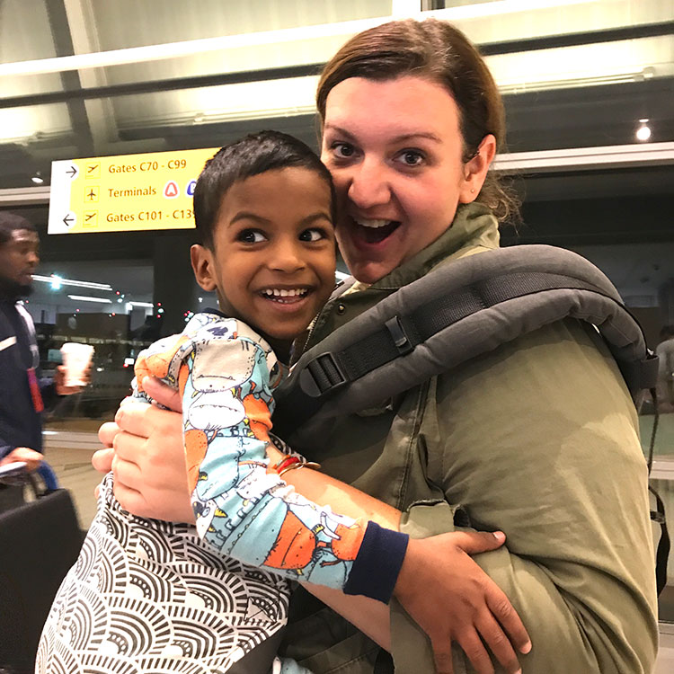 Singles Adoption from India