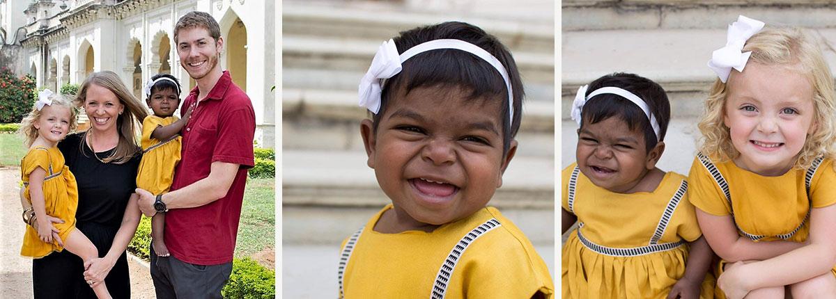 adopting from india