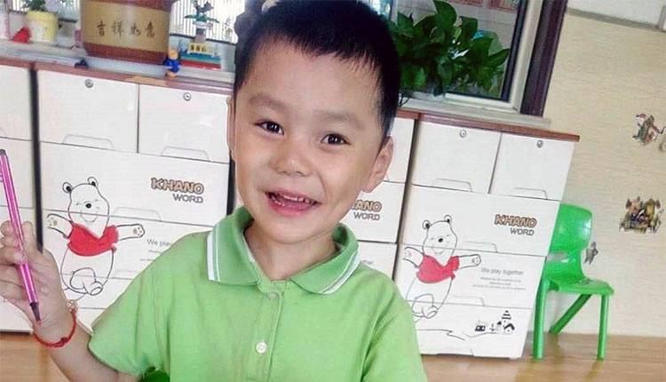adopt a child from china