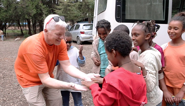 Ethiopia Mission Trip to Orphanage