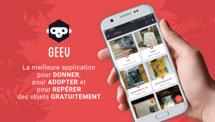 Projet Geev - Application Android, API & Backend