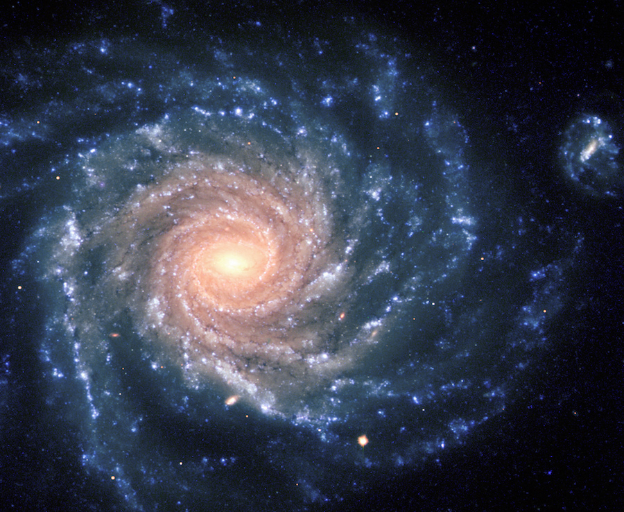 all disk galaxies rotate
