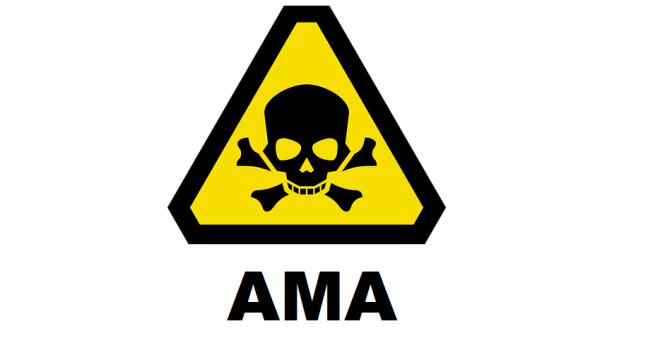 ama causes allergies