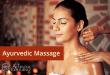 Ayurvedic Massage (Abhyanga)