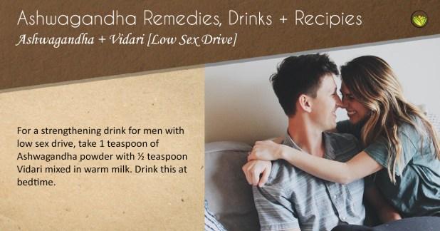 21 Ways To Take Ashwagandha (Ashwagandha Remedies + Recipes