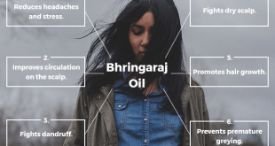 Ayurvedic Hair Oil Recipe For Hair Growth And Premature Greying (Bhringaraj Oil Recipe)
