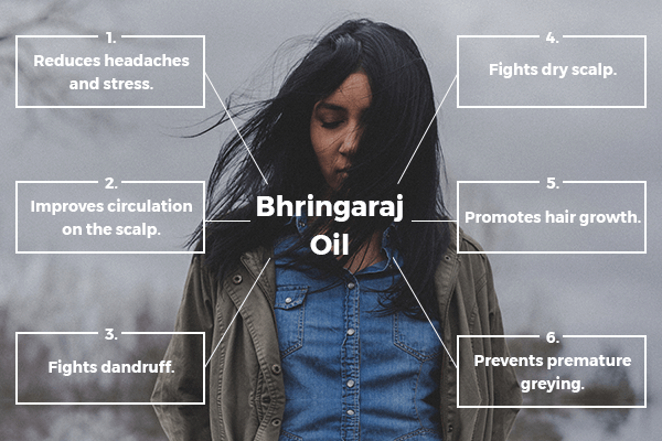 Ayurvedic Hair Oil Recipe For Hair Growth And Premature Greying (Bhringaraj Oil Recipe)
