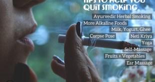 Ayurvedic Herbal Smoking (Dhumpana) + Other Natural Ways To Quit