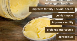 A Traditional Ashwagandha Ghee For Reproductive And Sexual Health