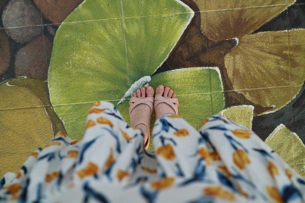 ayurvedic foot care