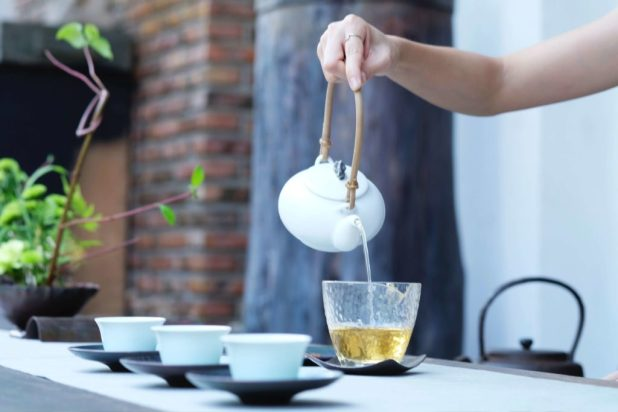 What Ginger Water (Ginger Tea) Can Do For You