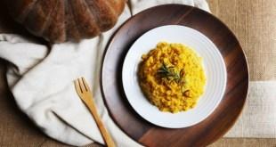 Vata pacifying pumpkin 'mac and cheese' brown rice recipe.