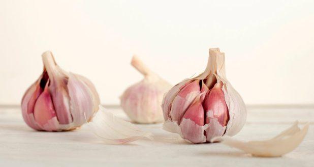 garlic pacifying