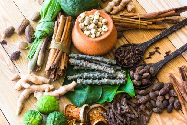 ayurvedic medicine herbs