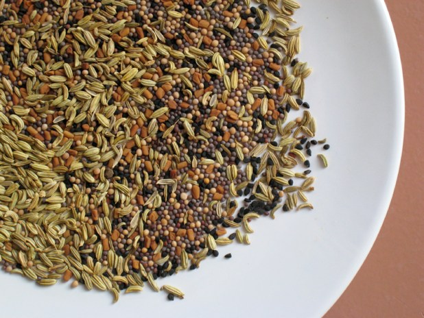 cumin substitute panch phoron five spice