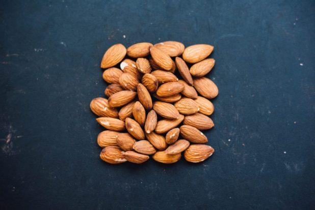 almonds for amenorrhea
