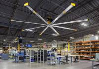 Large Ceiling Fans, Floor & Wall Mount Fans and LED Lights ...