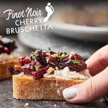 Cherry Bruschetta Pinot Noir