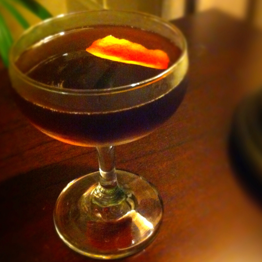 BarNotes  Black Manhattan 2  Brandon Herring